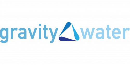 Gravity Water  logo